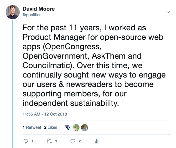Lock The Web Open in 2019 « David Russell Moore